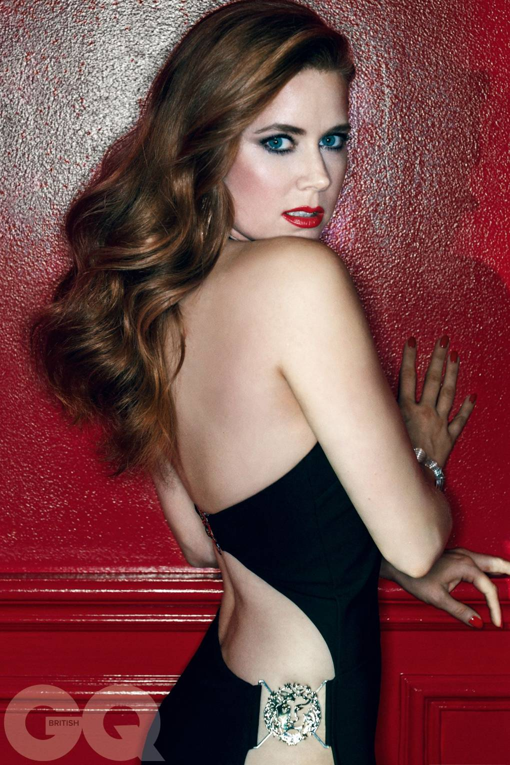 Amy Adams: David O Russell made me cry every day on American Hustle |  British GQ