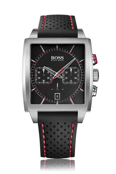 Hugo Boss Square Quartz Chronograph