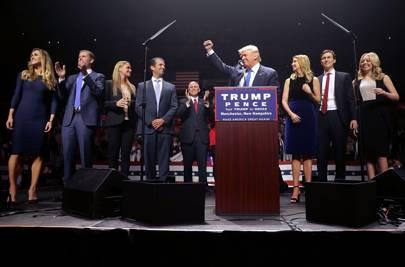 13 November 2016: Trump's team starts to take shape as he prepares to move into the White House