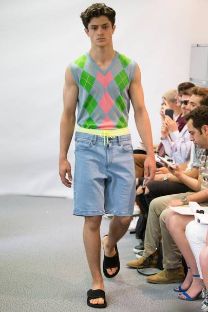 Lucien Pellat Finet Spring Summer 2018 Menswear Show Report British Gq