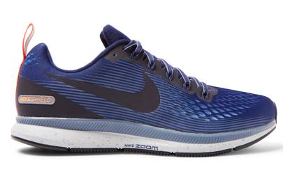 Nike Air Zoom Pegasus 34 Shield Flymesh Sneakers