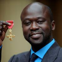 Culture, art and food: David Adjaye