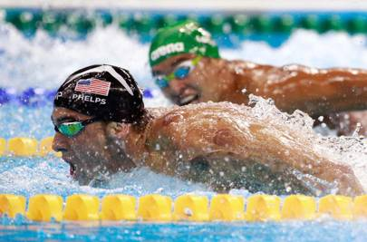 Swimming – Olympics: Day 4