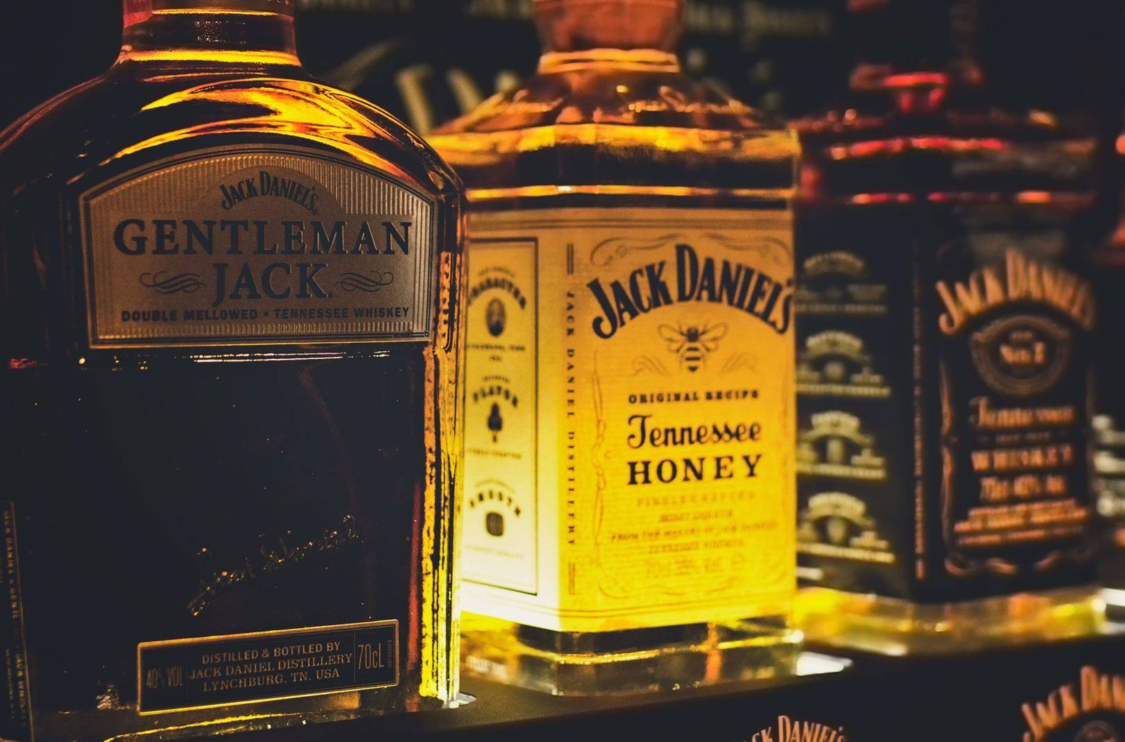 7 things you didn\'t know about the Lynchburg liquor   British GQ