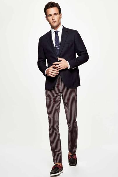 Hackett 'Royal Regatta' casual trousers