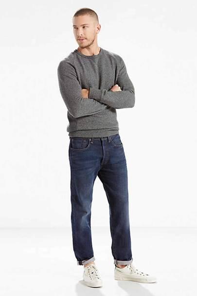 Levis 501CT jeans