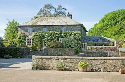 36. Coombeshead Farm, Cornwall