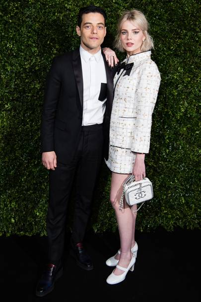 The Charles Finch & Chanel Pre-Baftas Dinner