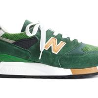 J Crew New Balance '998 Greenback'