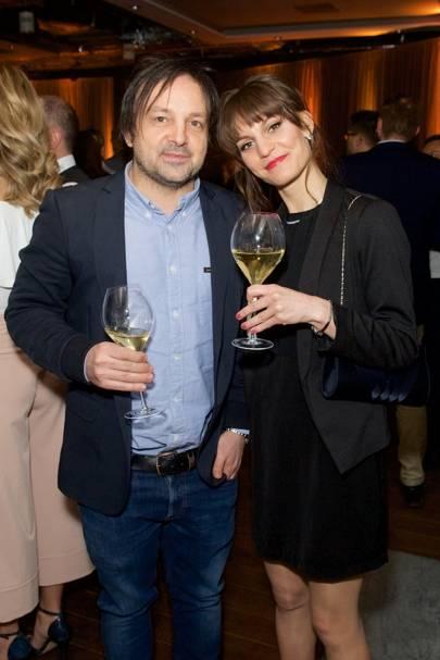 Gustavo Giallonardo and Tamara Zelonkova