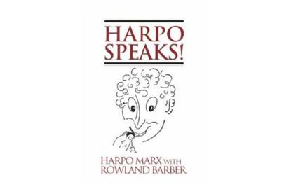 Jack White: Harpo Speaks by Harpo Marx