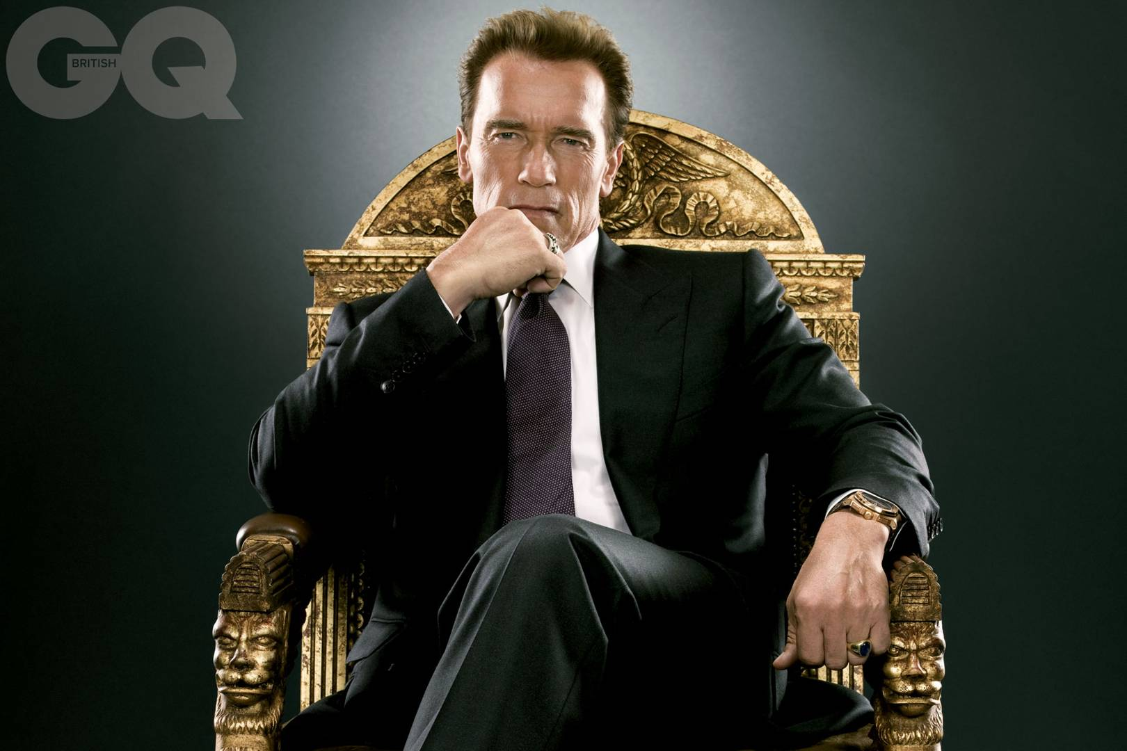 Arnold Schwarzenegger On The Possibility Of His Presidency And Tony