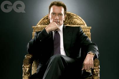 3e1a356065e13b Arnold Schwarzenegger on the possibility of his presidency and Tony ...