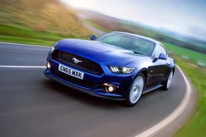 Ford Mustang Everyone S Wrong About The British Ford Mustang