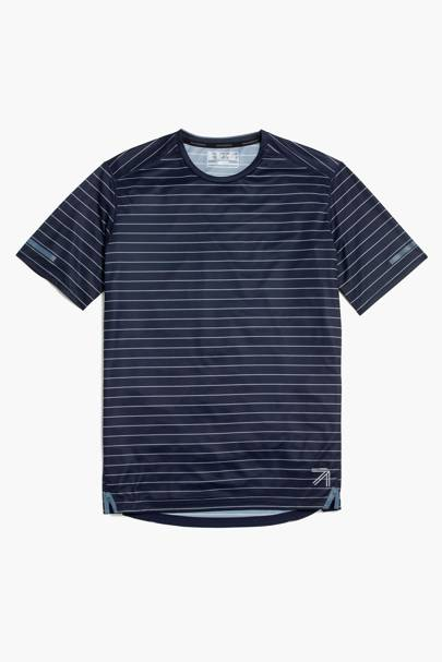 New Balance for J Crew cooling workout T-shirt