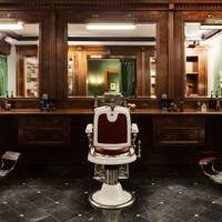 48. The barbershop at Dolce & Gabbana New Bond Street