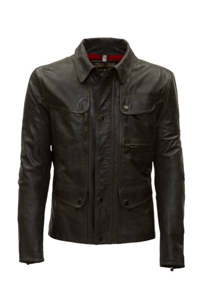 The T-800's leather jacket (Terminator Genisys, 2015)