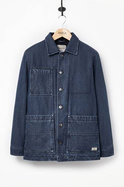 Parka London denim work jacket