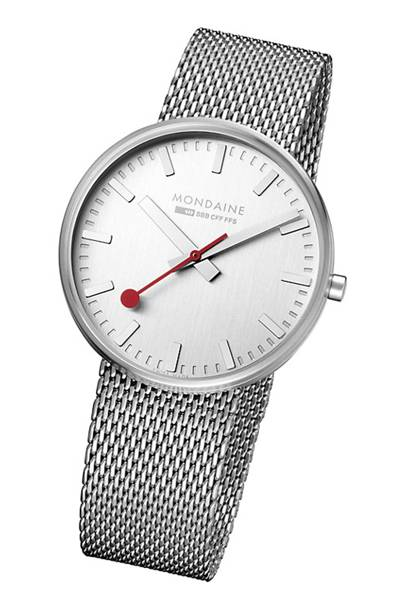 Mondaine Unisex Giant Elegance Watch