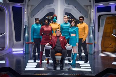 6. USS Callister (season four, 2017)