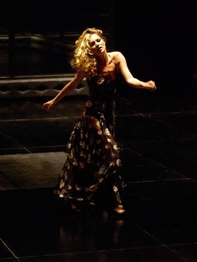 Kate Moss, London, 2004