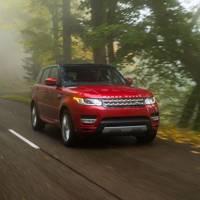 18. The Range Rover Sport