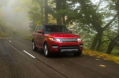 18. The Range Rover Sport