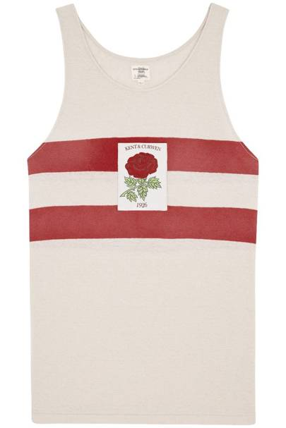 Vest Top by Kent & Curwen