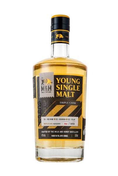 22. Milk & Honey Young Single Malt Aged Spirit