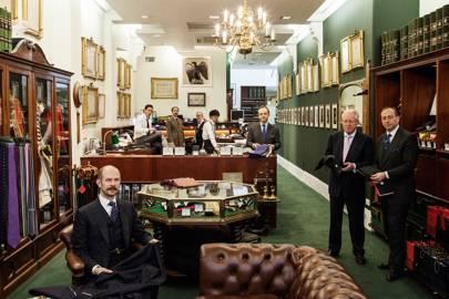 GQ Savile Row Guide: Henry Poole