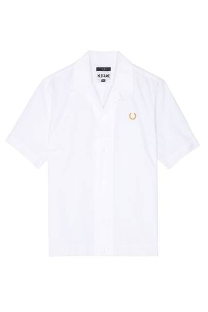 Shirt by Fred Perry x Miles Kane