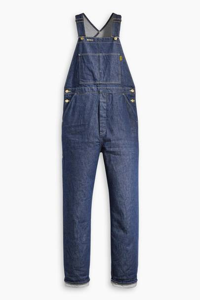 Dungarees by Levis x Poggy
