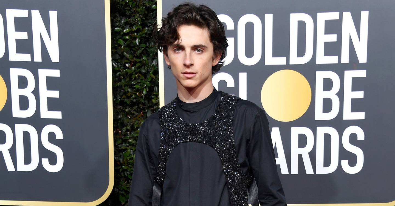 Golden Globes 2019 The Best Dressed Men British Gq