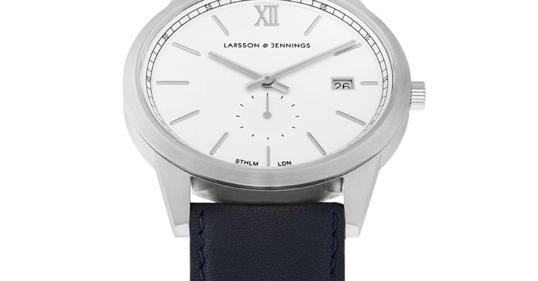 f5e27992135e A closer look at Larsson   Jennings  Saxon SII watch