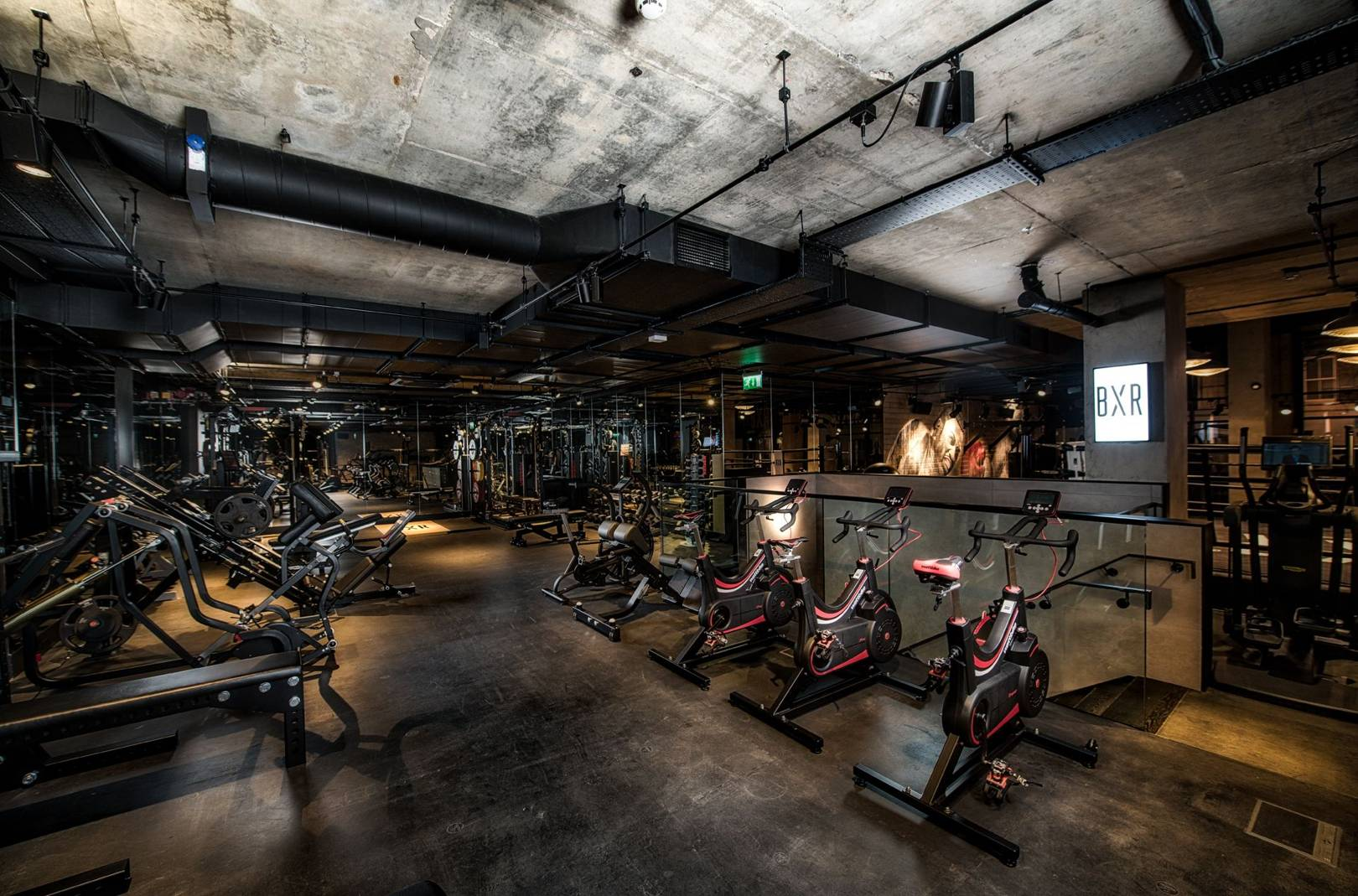 b70f3db272a Anthony Joshua gym  what it s like to train at BXR, London   British GQ