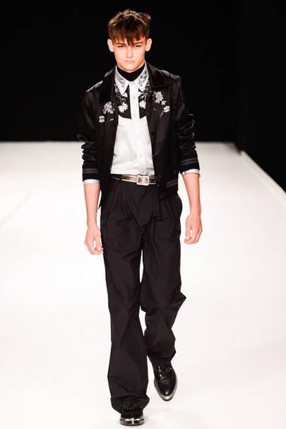 Topman Design Spring/Summer 2014 Menswear show report ...