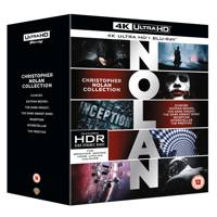 Christopher Nolan 4K Collection