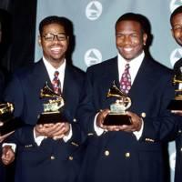 1993: Boyz II Men