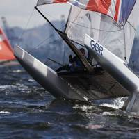 Olympics Day 6: Sailing