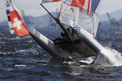 Olympics Day 6: Sailing