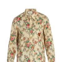Shirt by Gucci