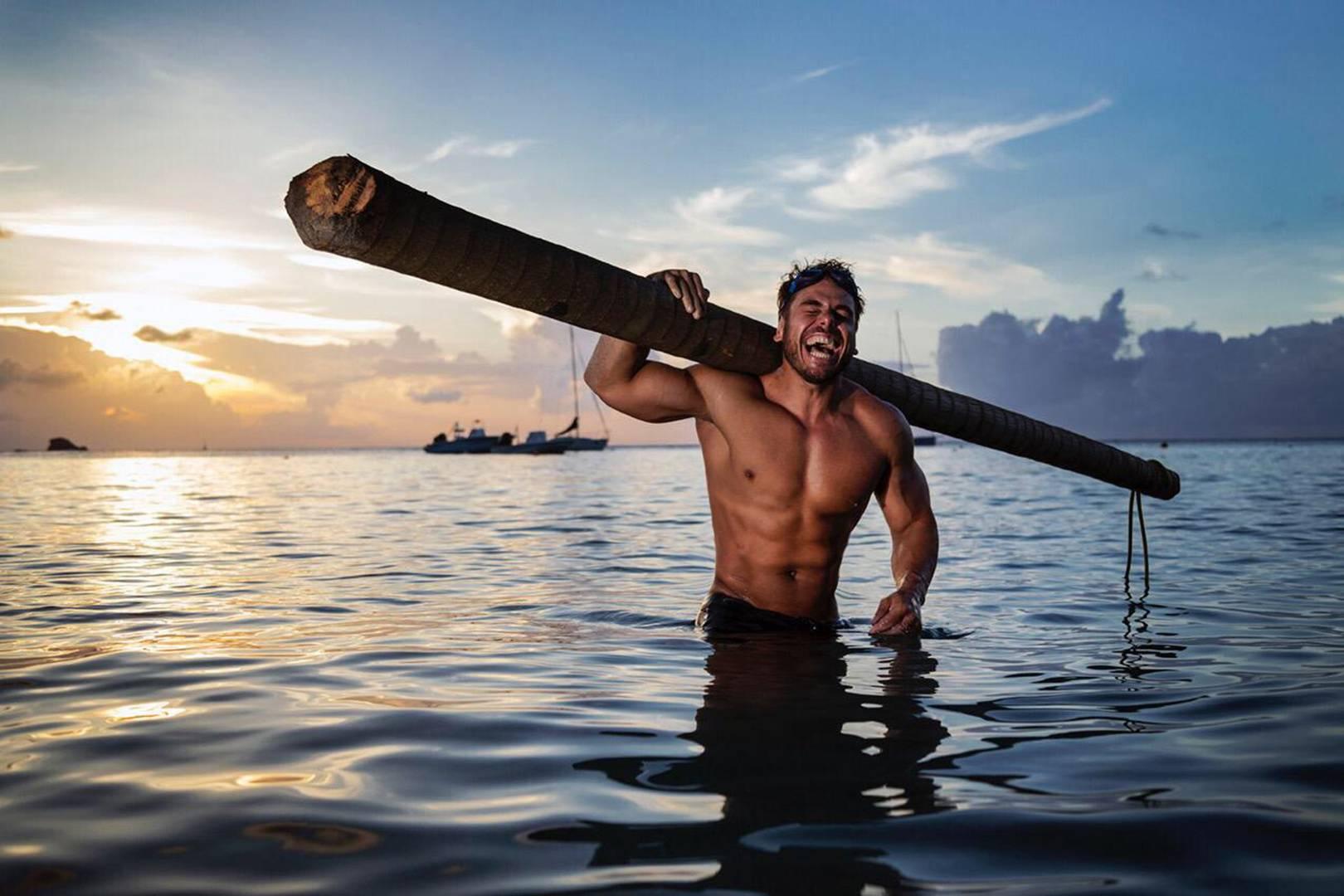 fdf3fe9cd5 The secrets of strongman swimming | British GQ