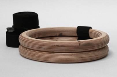 Bulldog Gear Gymnastic Rings