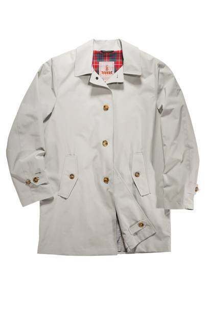 Car coat by Baracuta