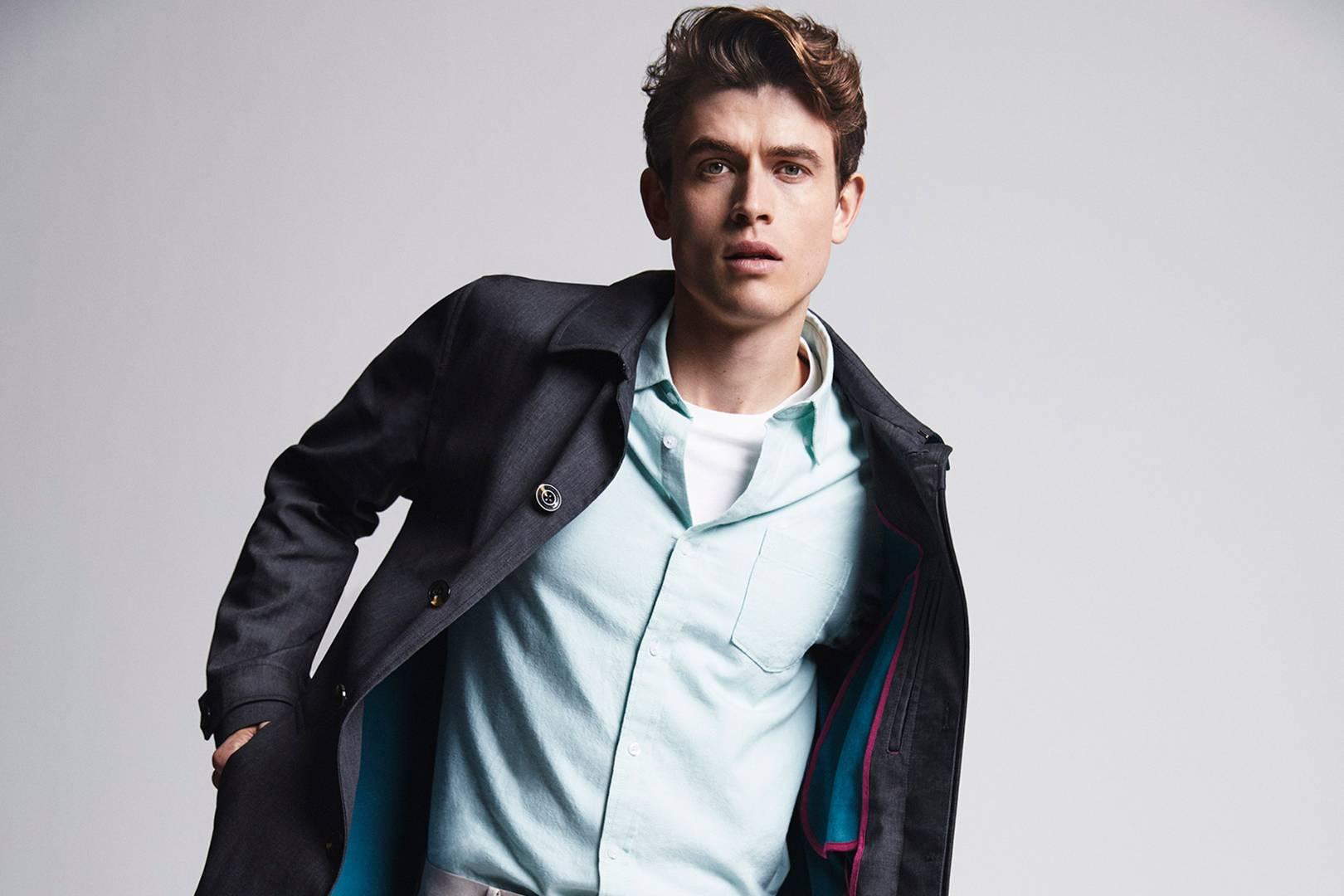 John Lewis Announces New Menswear Brands