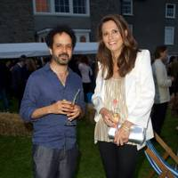 Zaffar Kunial and Olivia Cole