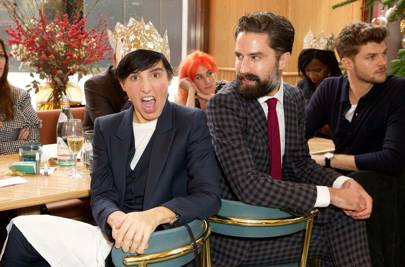 Sharleen Spiteri and Jack Guinness