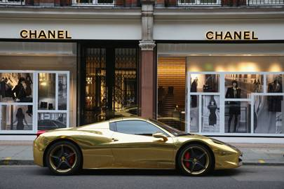 Supercars Of London Where To Spot Them British Gq