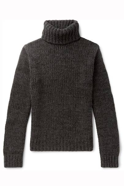 Cashmere roll-neck sweater by Ralph Lauren Purple Label