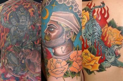 Londons Best Tattoo Studios British Gq